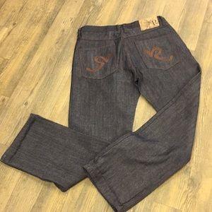 PAG men's black jeans